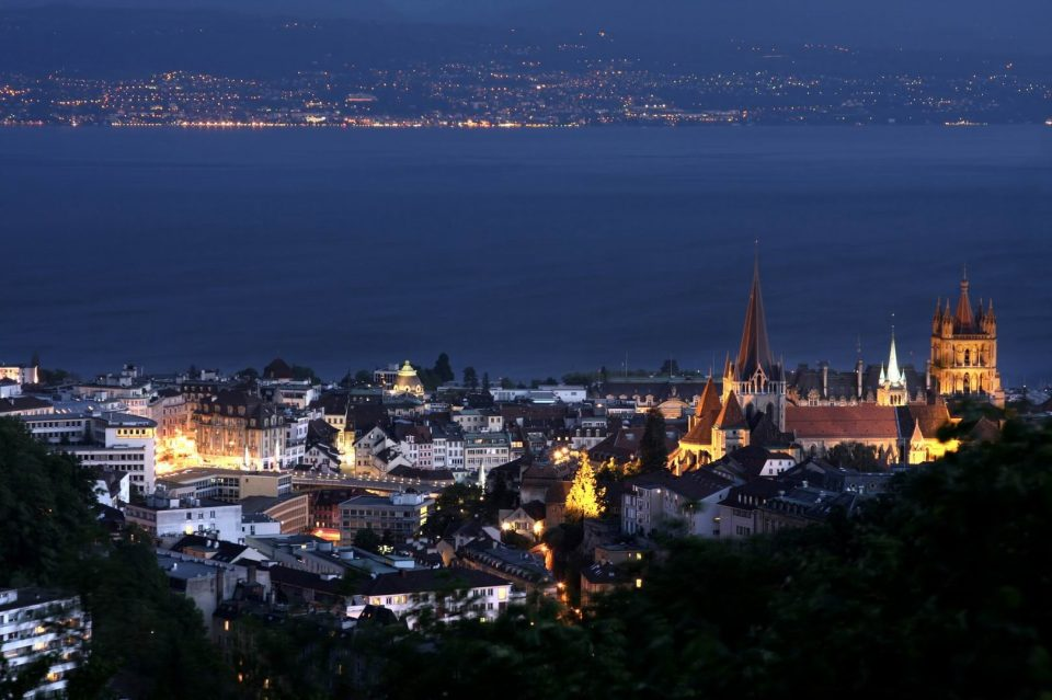 Agence pour la création de sites internet à Lausanne